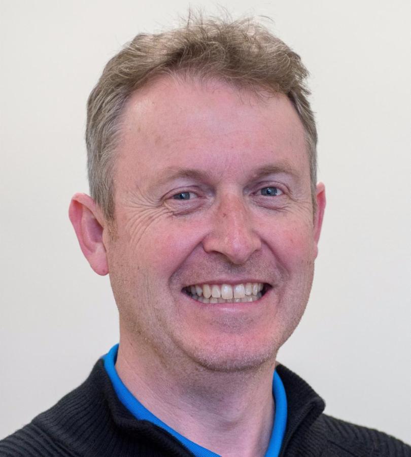 Gary Evans staff profile