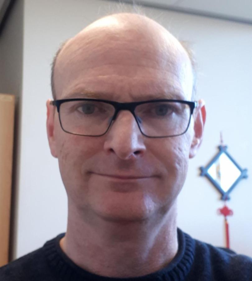 Craig Billigton ESR approved