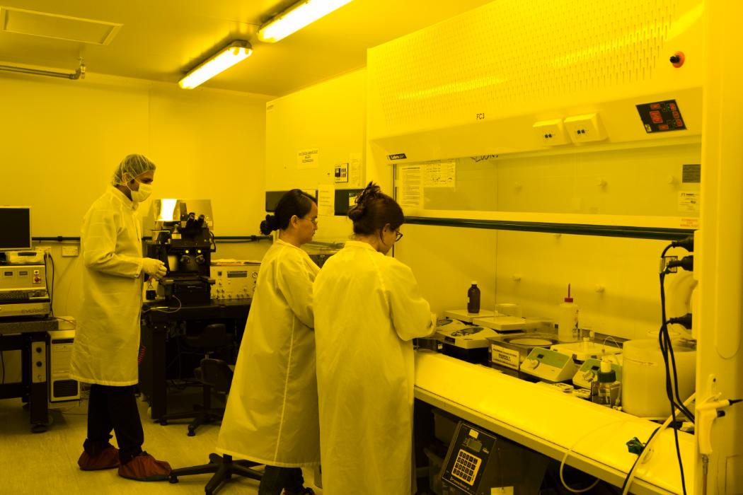 nanotech lab
