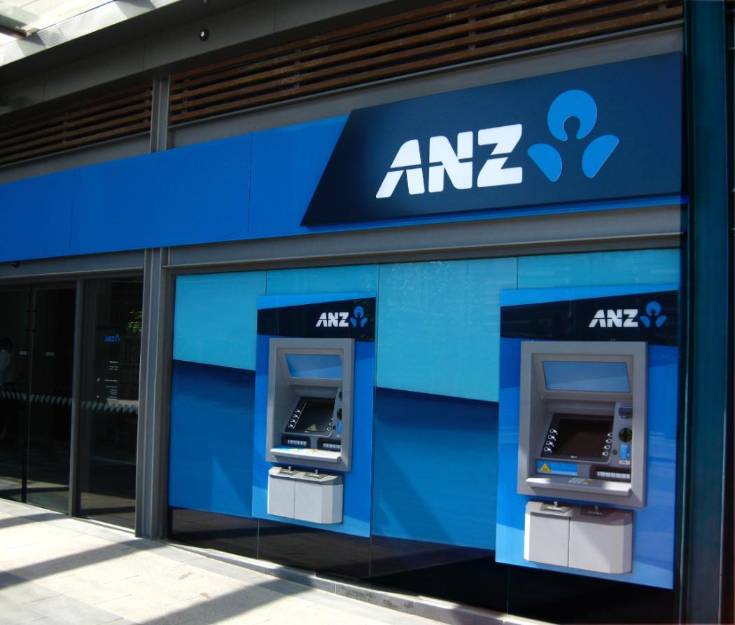 ANZ ATM machines