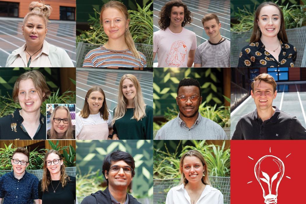 Summer Startup Programme finalists 2020