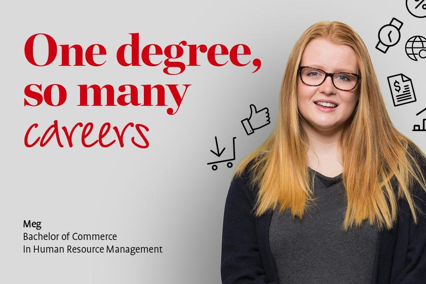 Meg business advertising banner