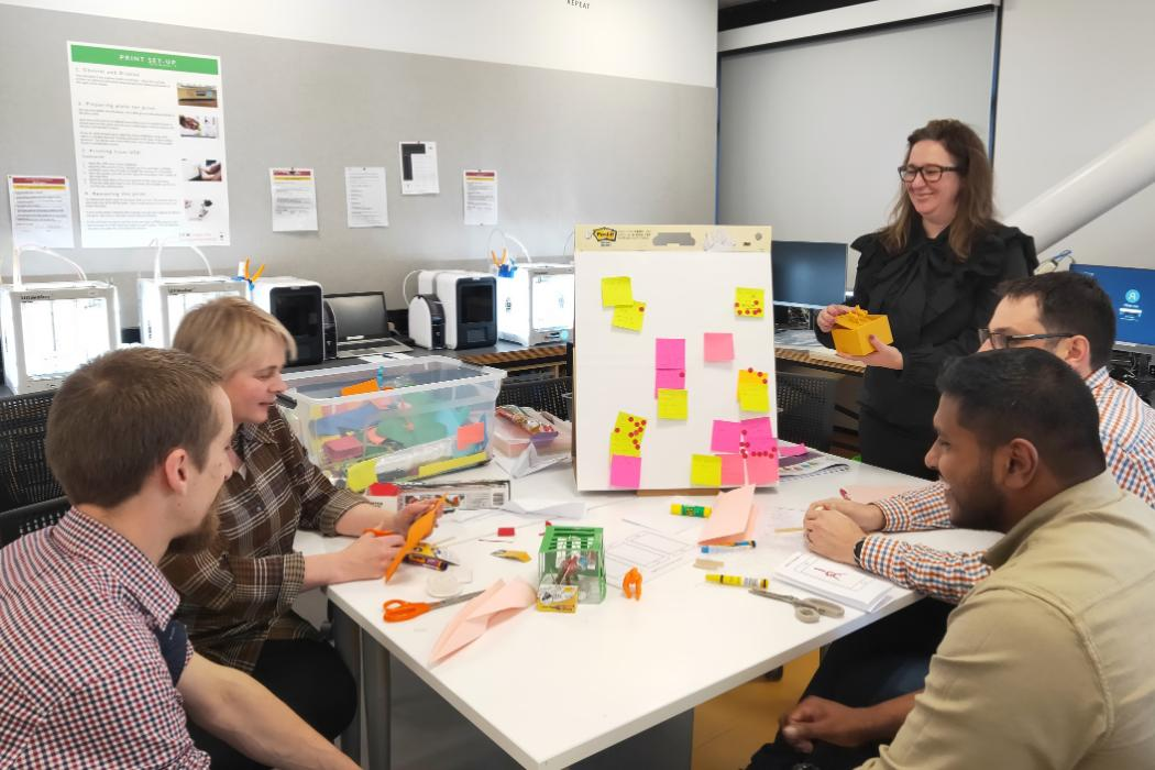 Design Thinking workshop