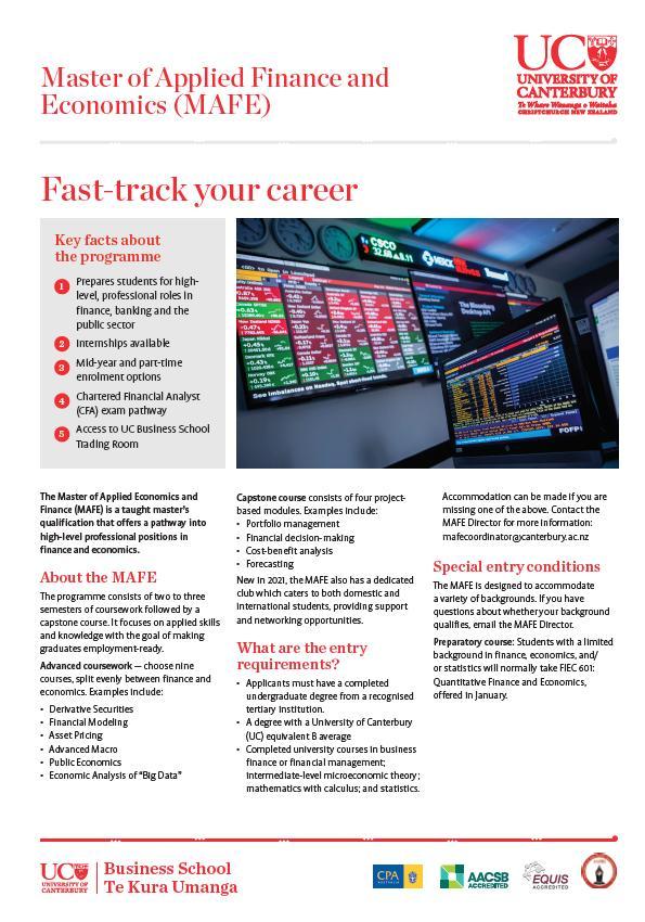 MAFE 2021 info sheet thumbnail