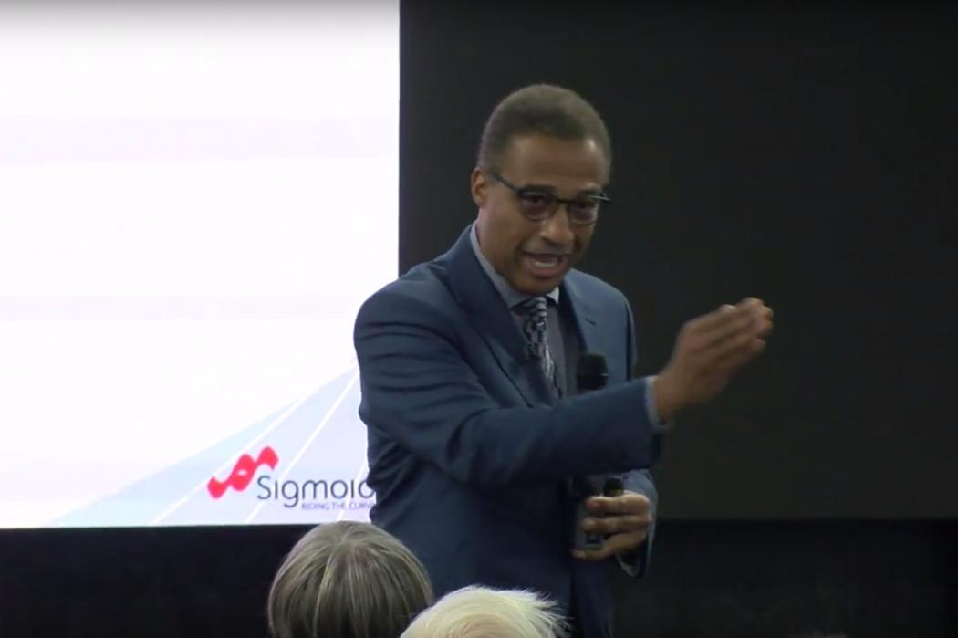 Thought Leadership Series: Why Authentic Leadership Matters with Harold Hillman