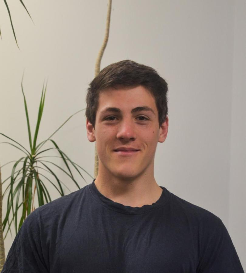 UCE student profile Matt Goodson