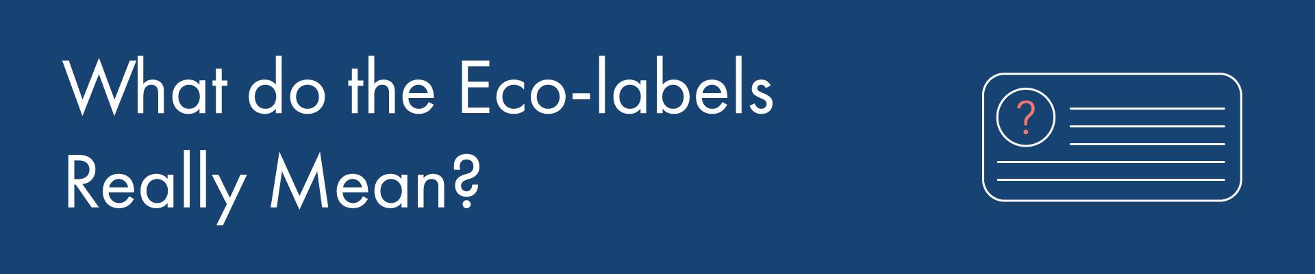 eco-labels workshop