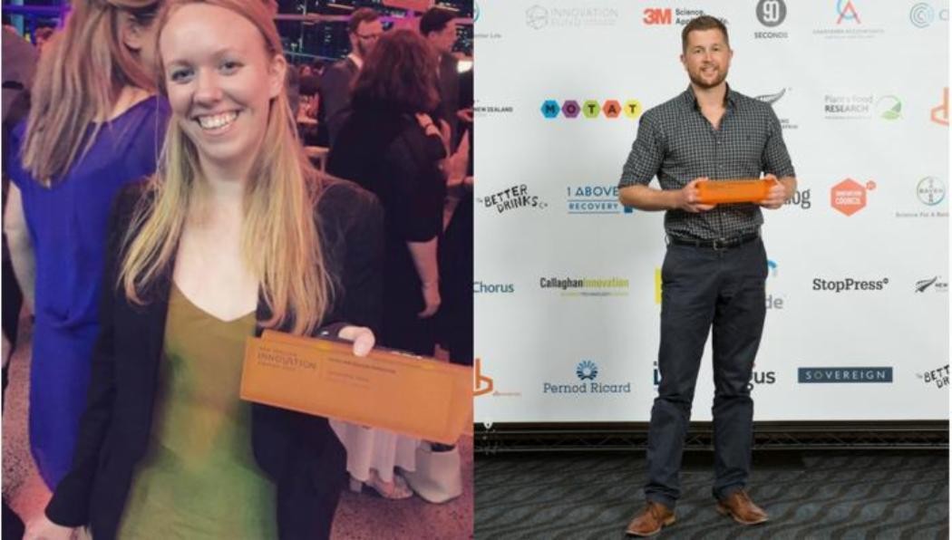 Innovation winners