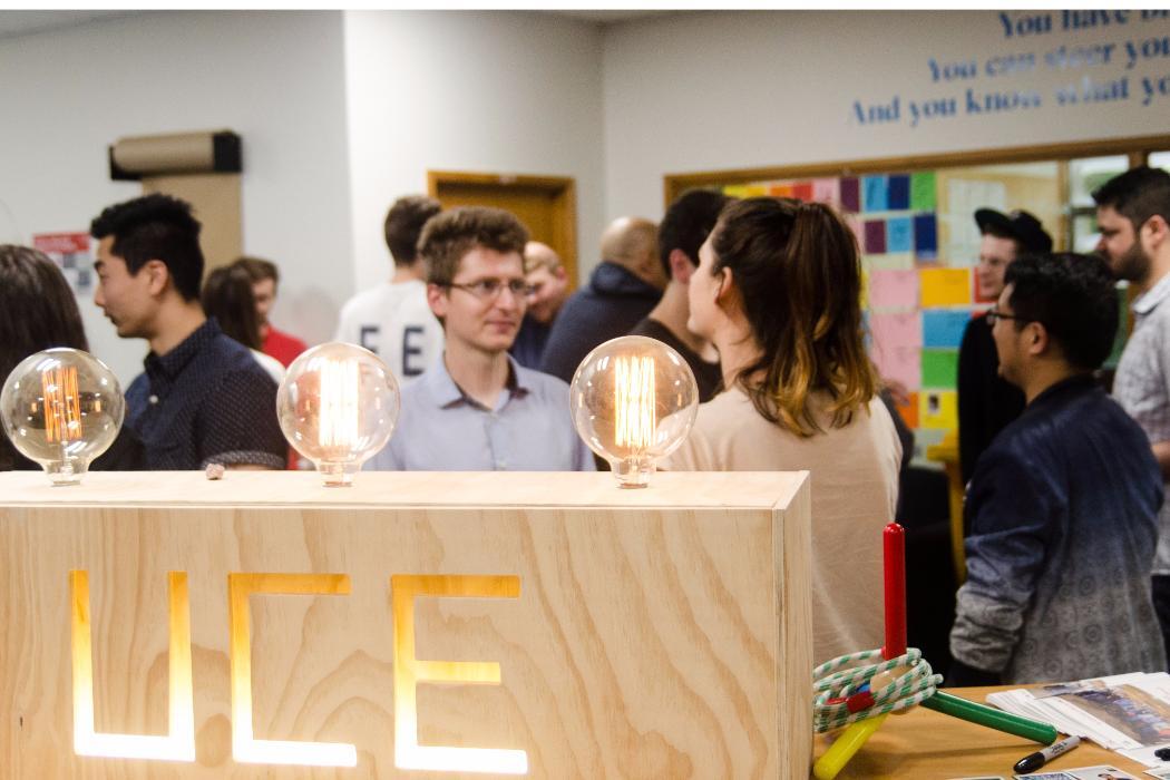 UCE Summer Startup: Week 1 Monday Yarns