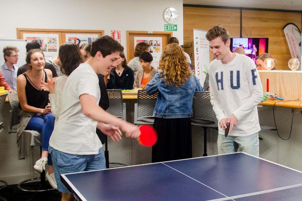 Ping pong monday yarns