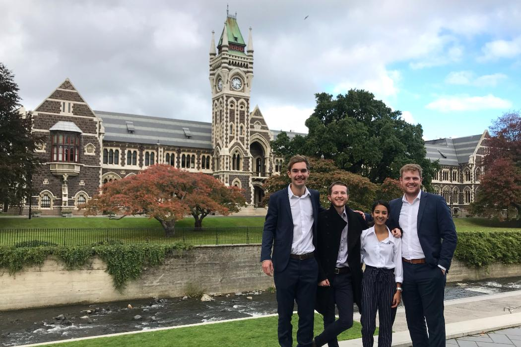 SDS Case Competition Round 1 2018