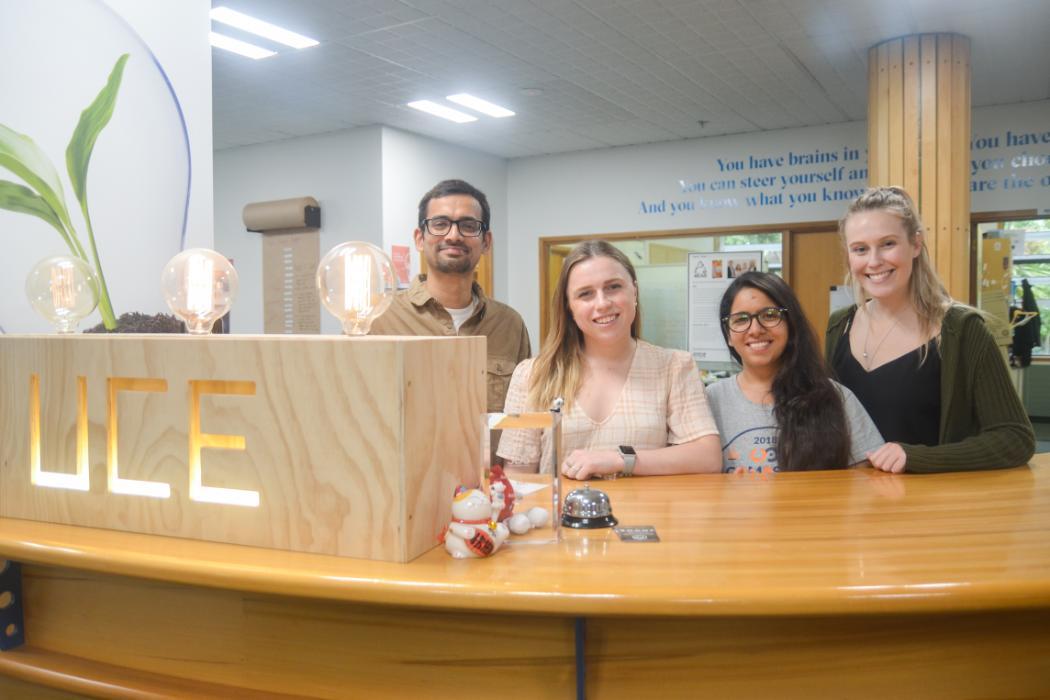UCE Summer Startup Week 1