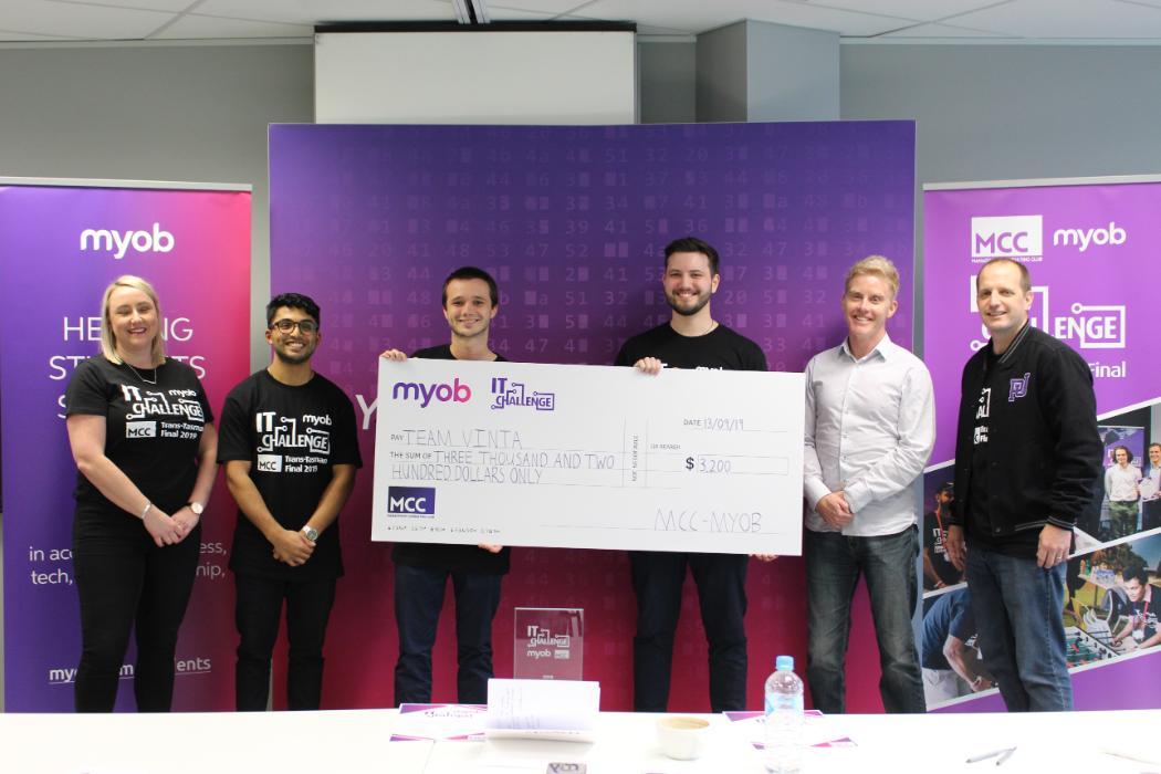 MYOB Winners