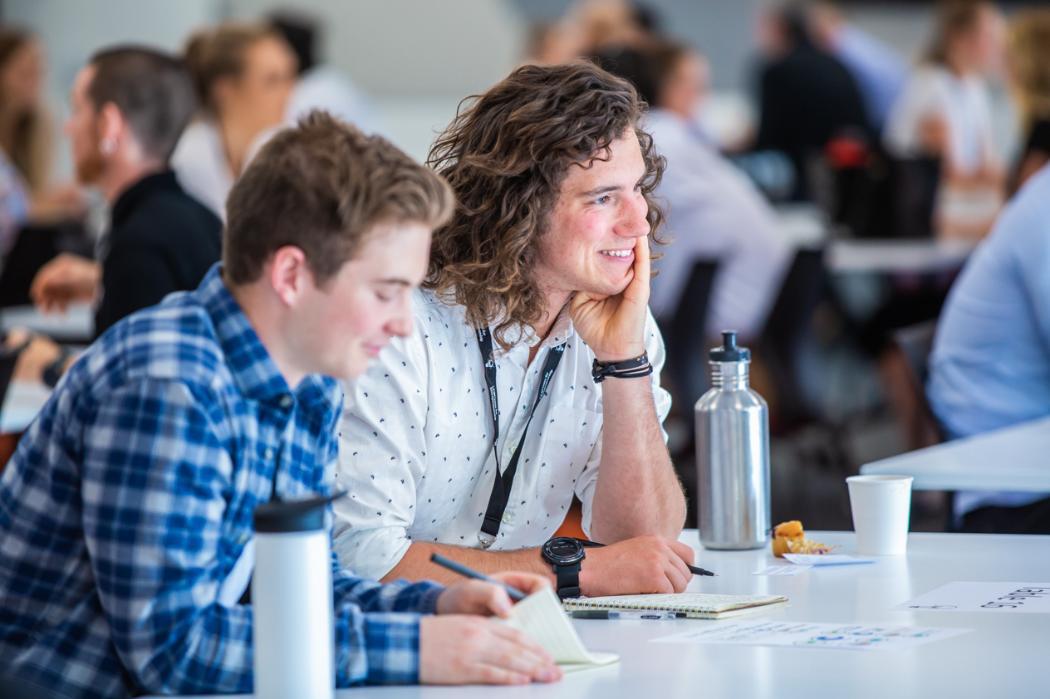 Anzac speed mentoring summer startup