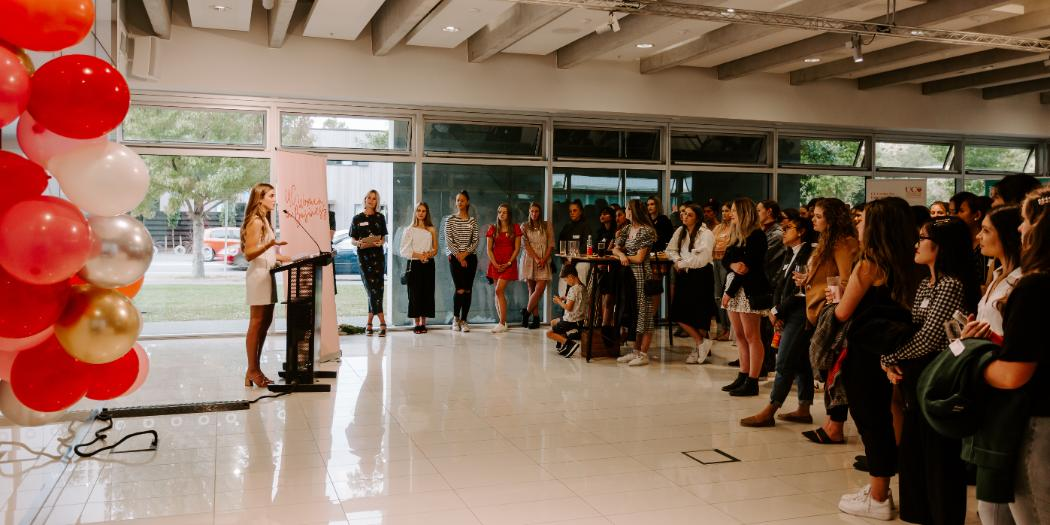UC Women in Business launch