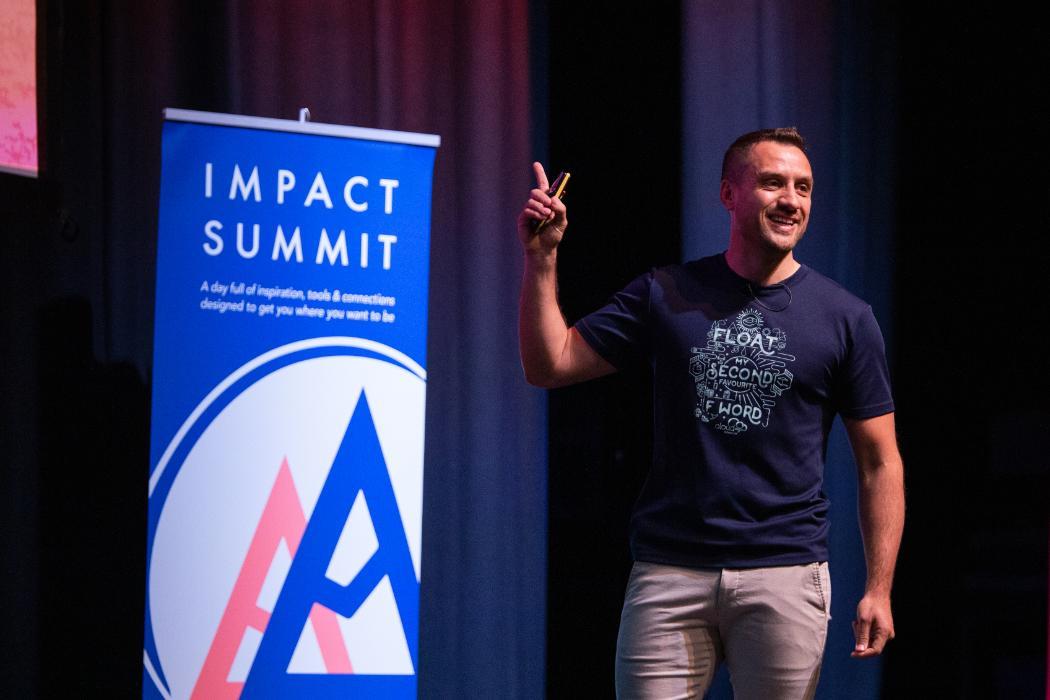 Tim Bateman Impact Summit