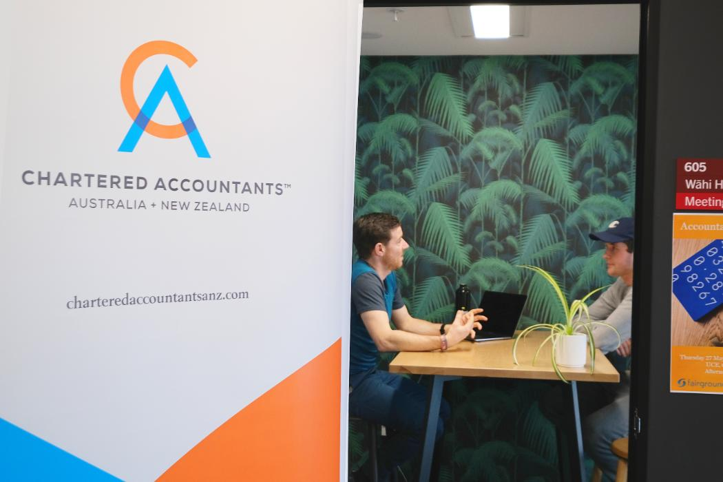 Accountant in residence