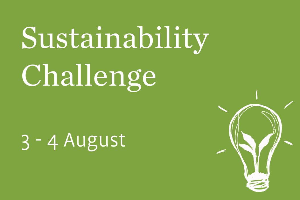 Sustainability challenge badge 2019