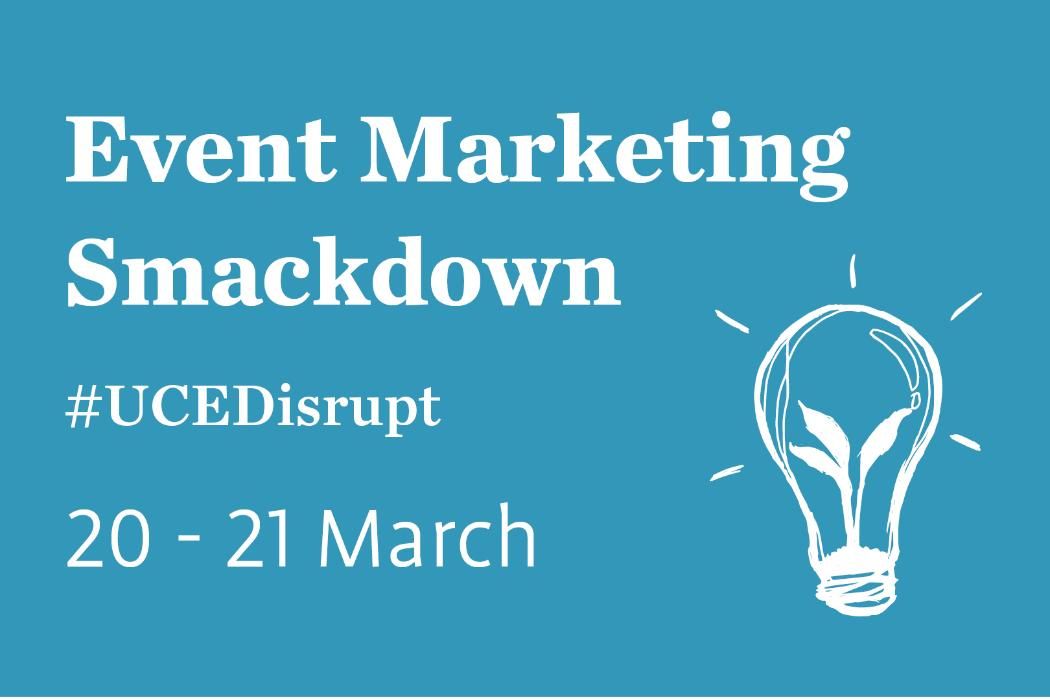 Event Marketing Smackdown Simple