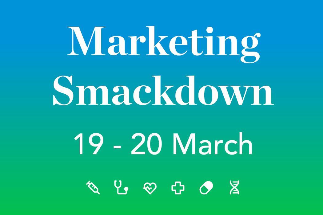 marketing smackdown