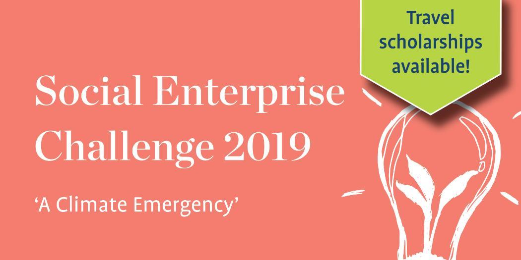 Social Enterprise Challenge 2019