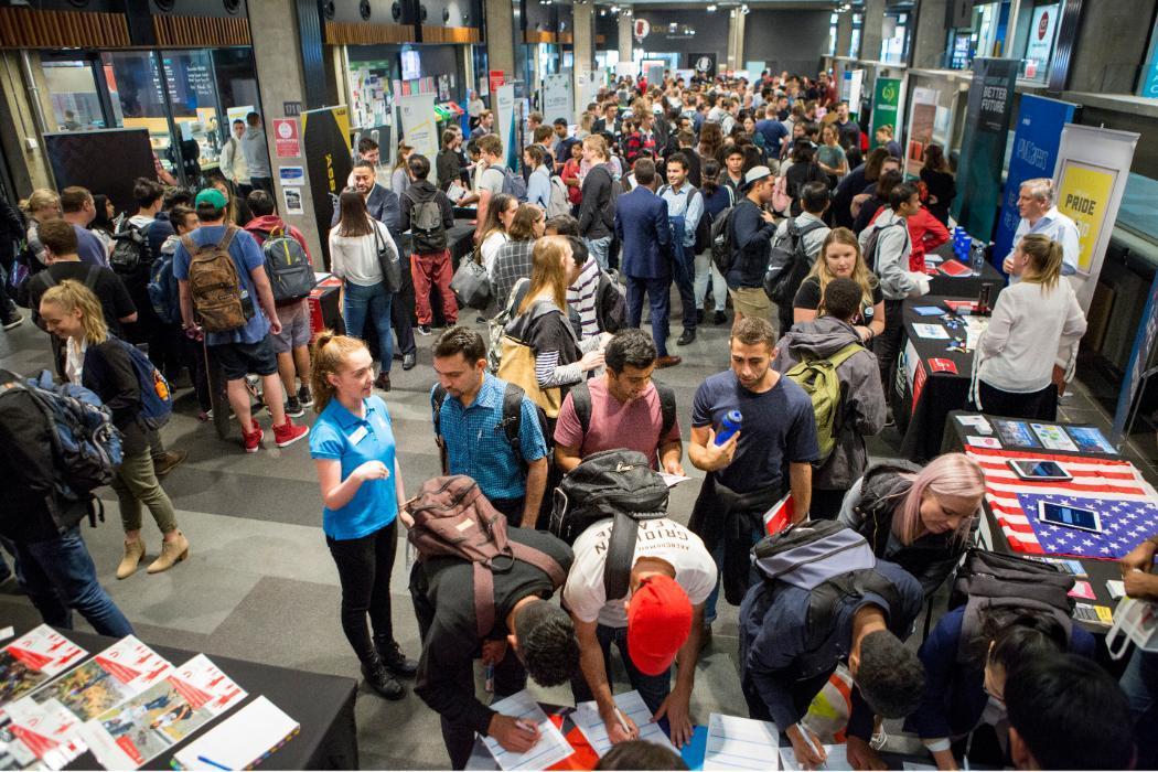 Commerce Careers Fair 2018