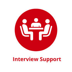 Icon - Interview support