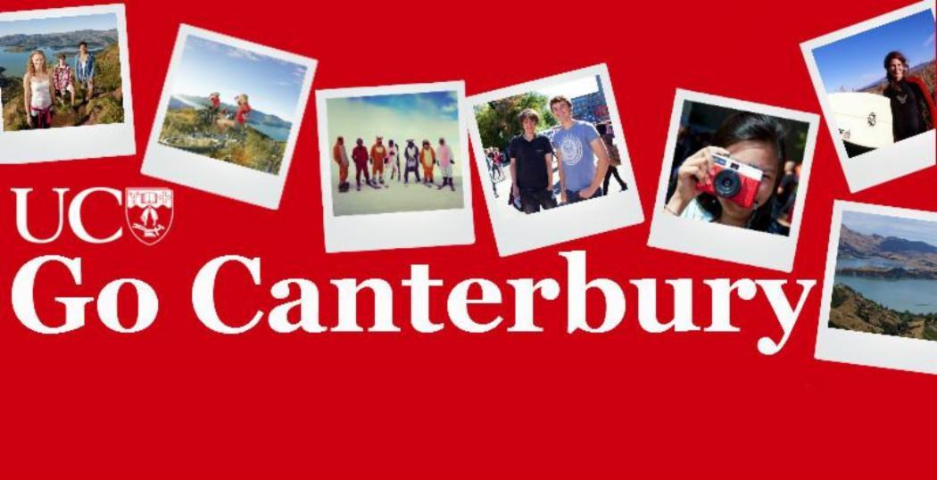 Go Canterbury Banner