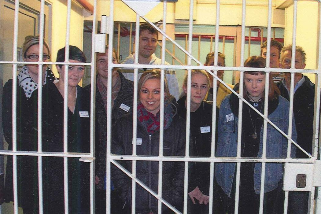 Criminal Justice_Prisons and Corrections field trip