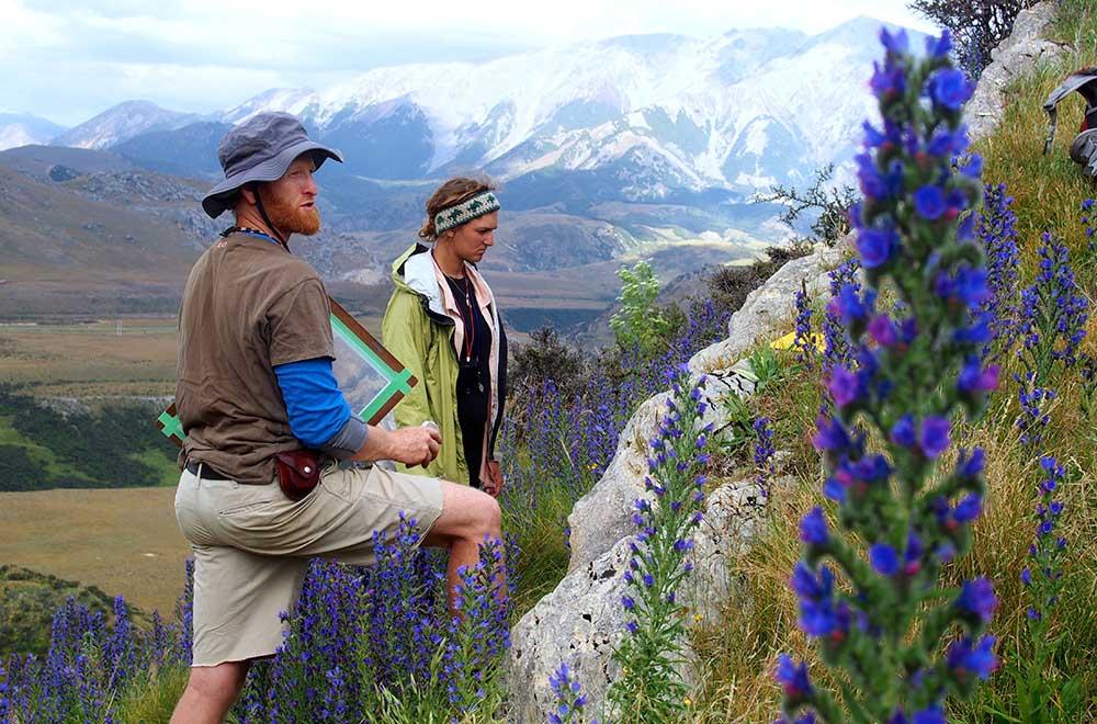 Geology field trip_Castle Hill