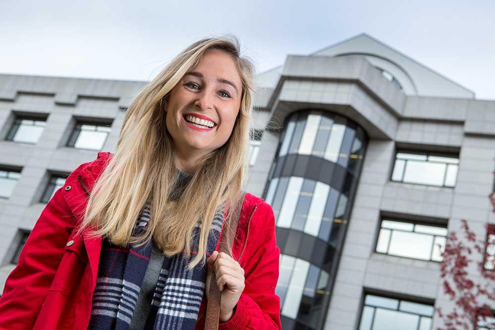 Law graduate, Bridget Williams