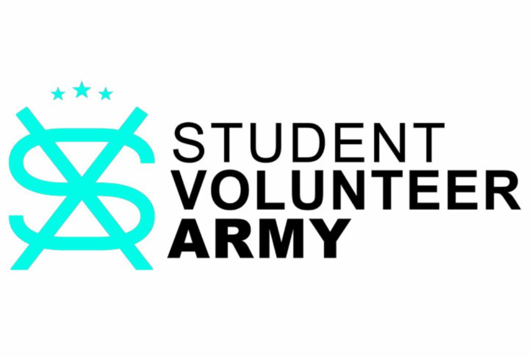Student Volunteer Army logo