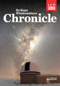 Chronical 2019 cover