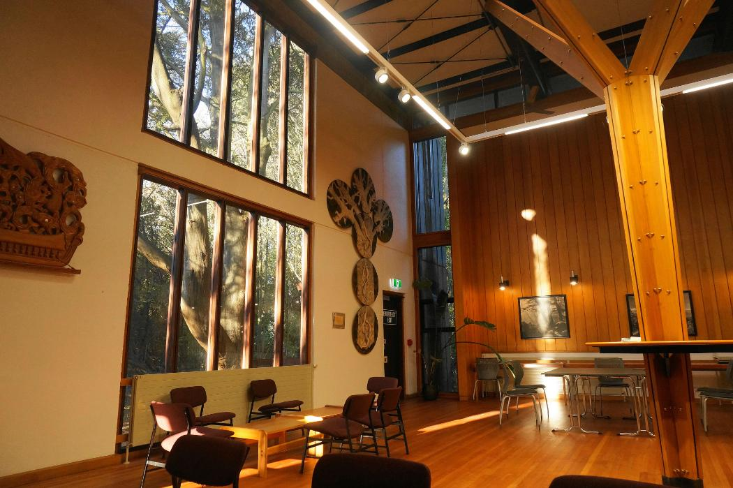 Forestry common room