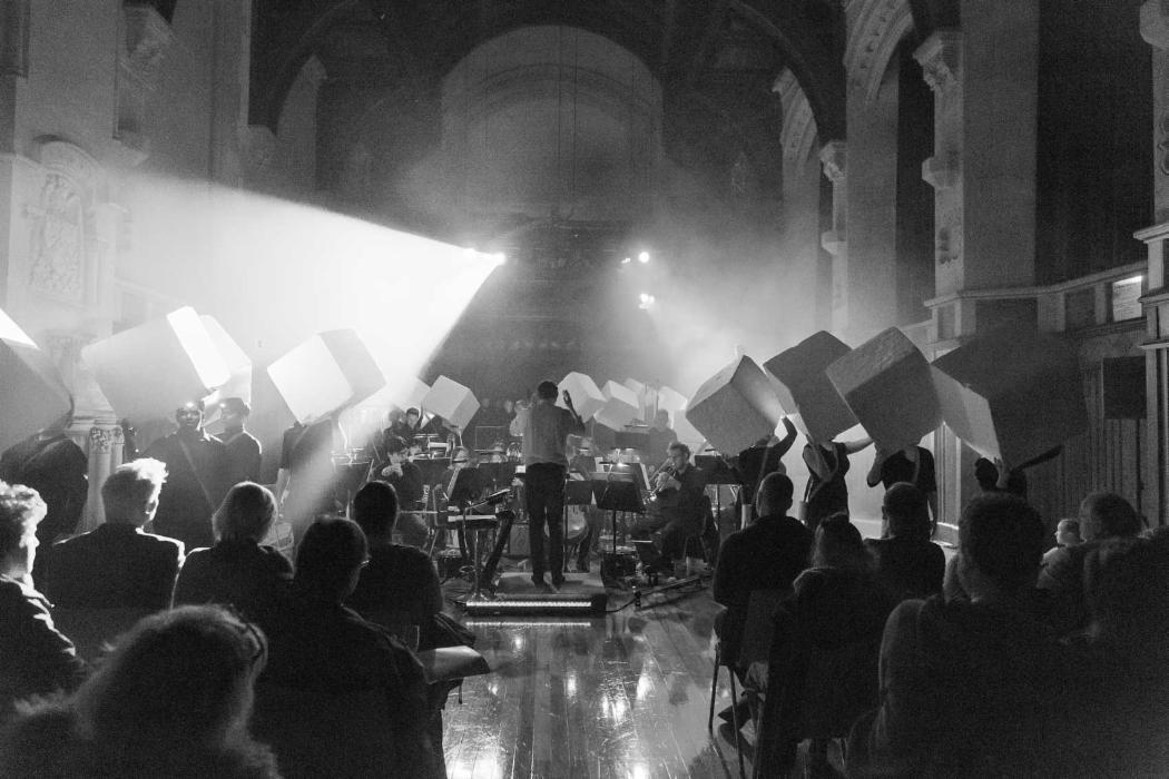 Oresteia performance 2017