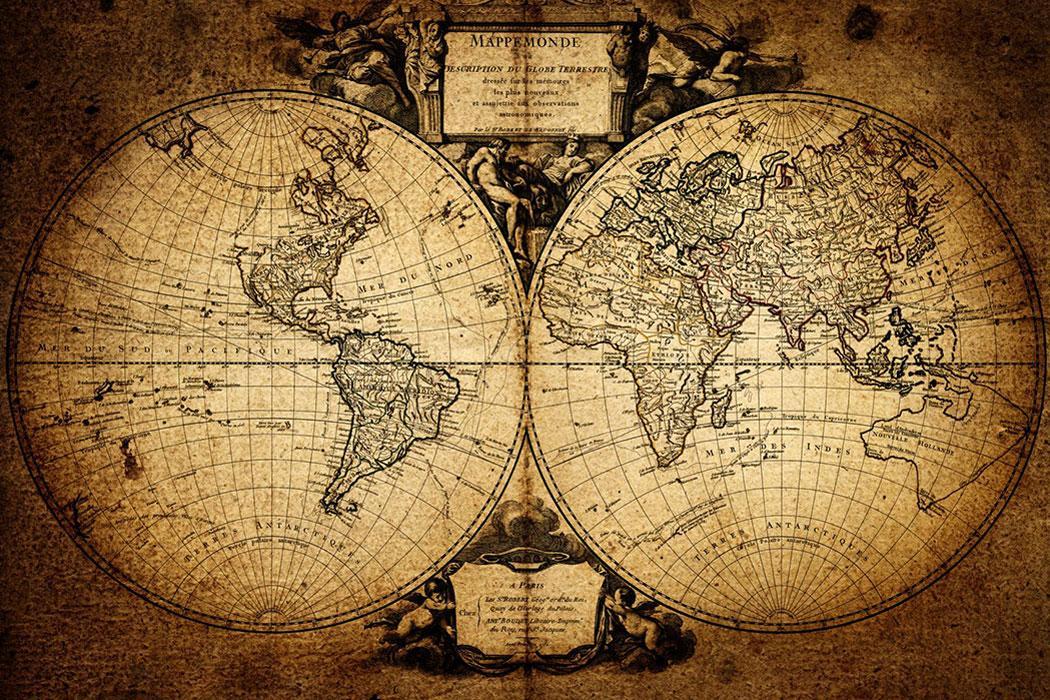 vintage-map-world-old-globe