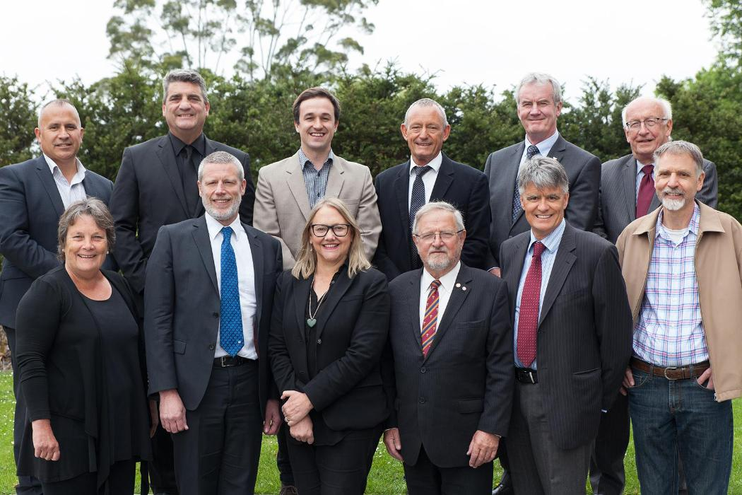 UC Council members group photo
