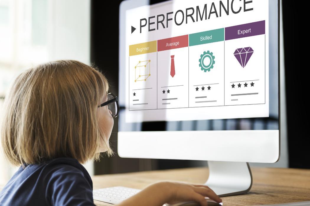 Online assessments and surveys