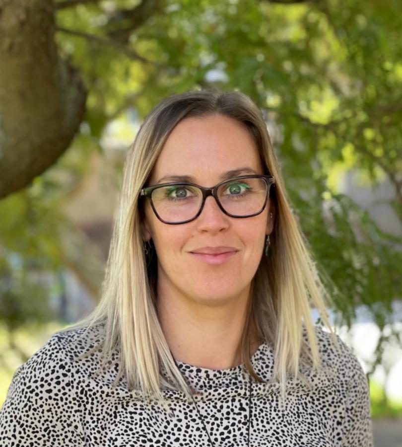 Kylie Clark staff photo