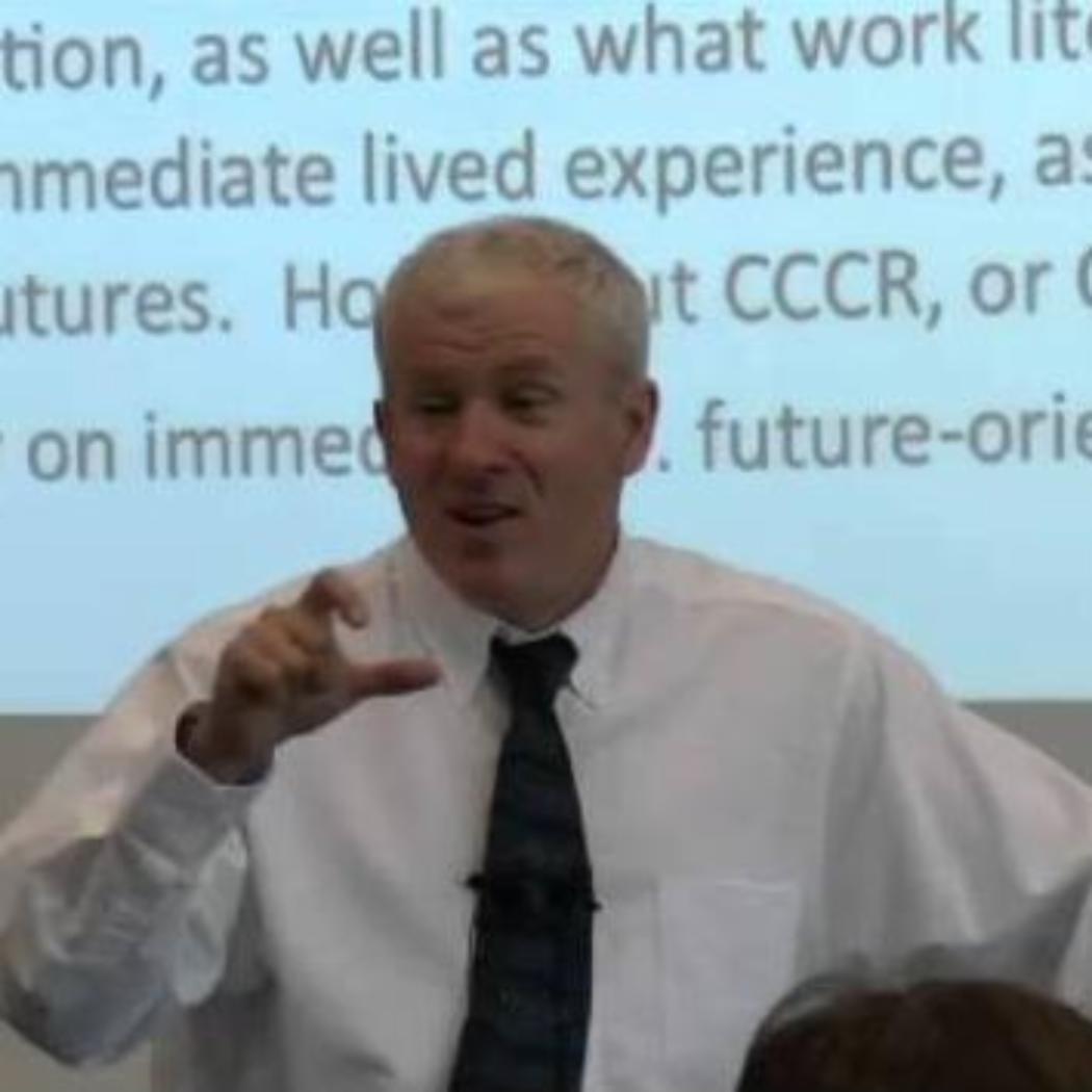 Jeffrey Wilhelm, Boise State University