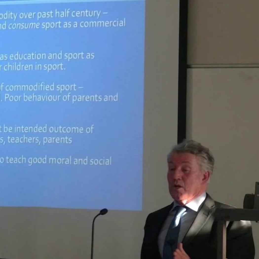 Richard Light, University of Canterbury