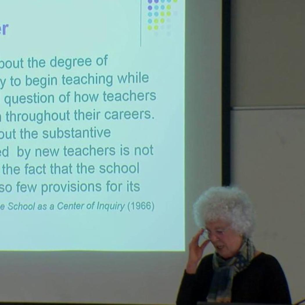 Sharon Feiman-Nemser, Brandeis University