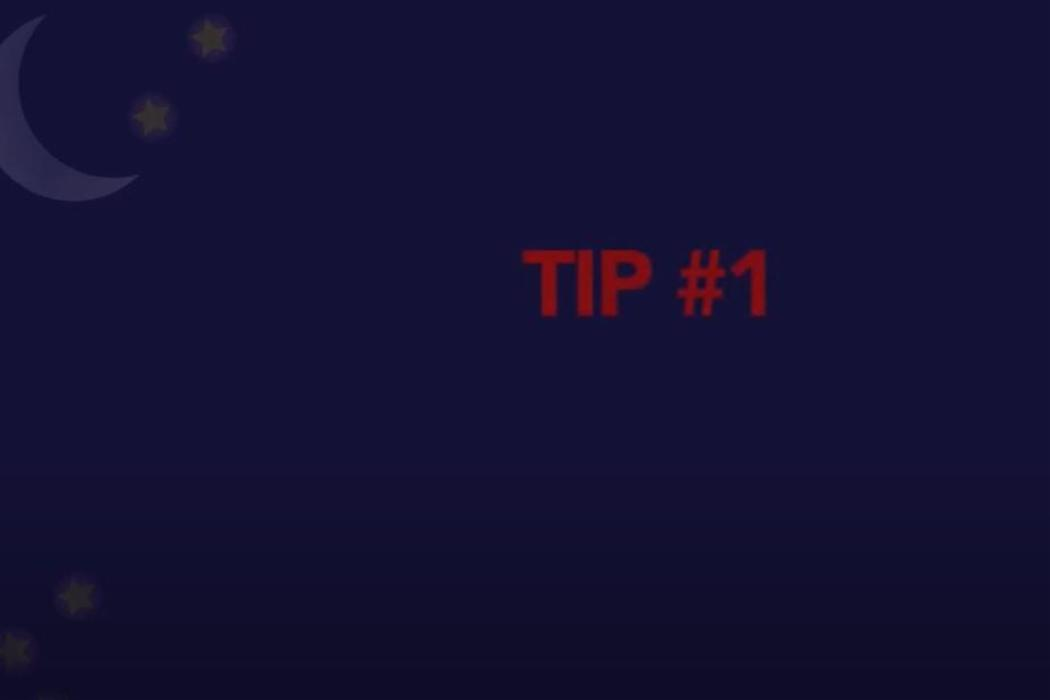 sleep tip thumbnail image