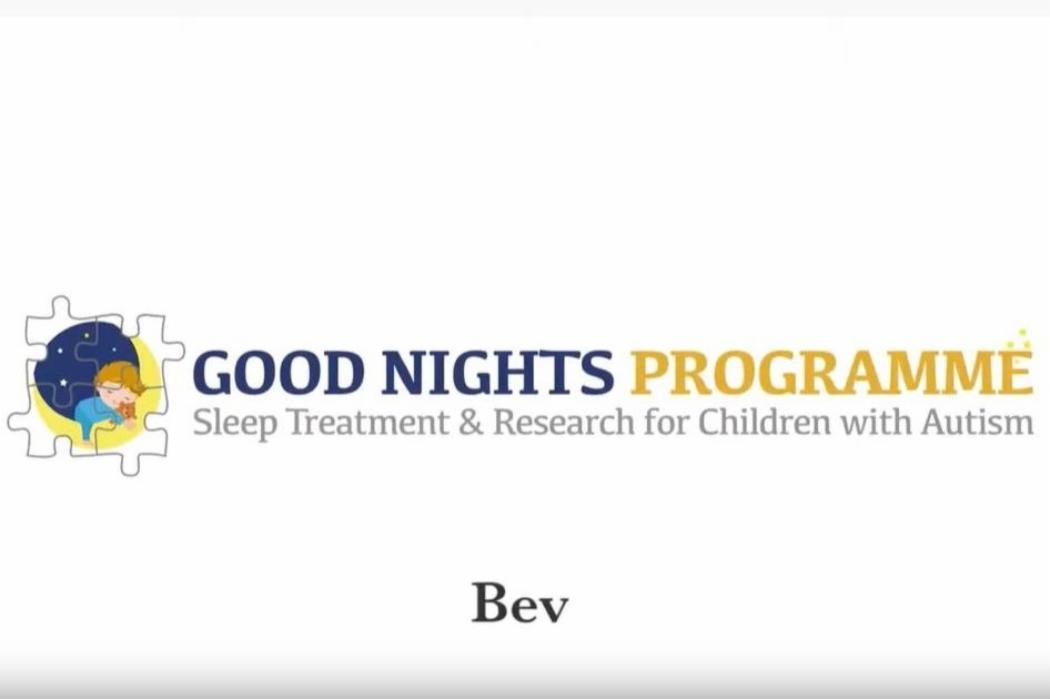 Bev goodnights snip