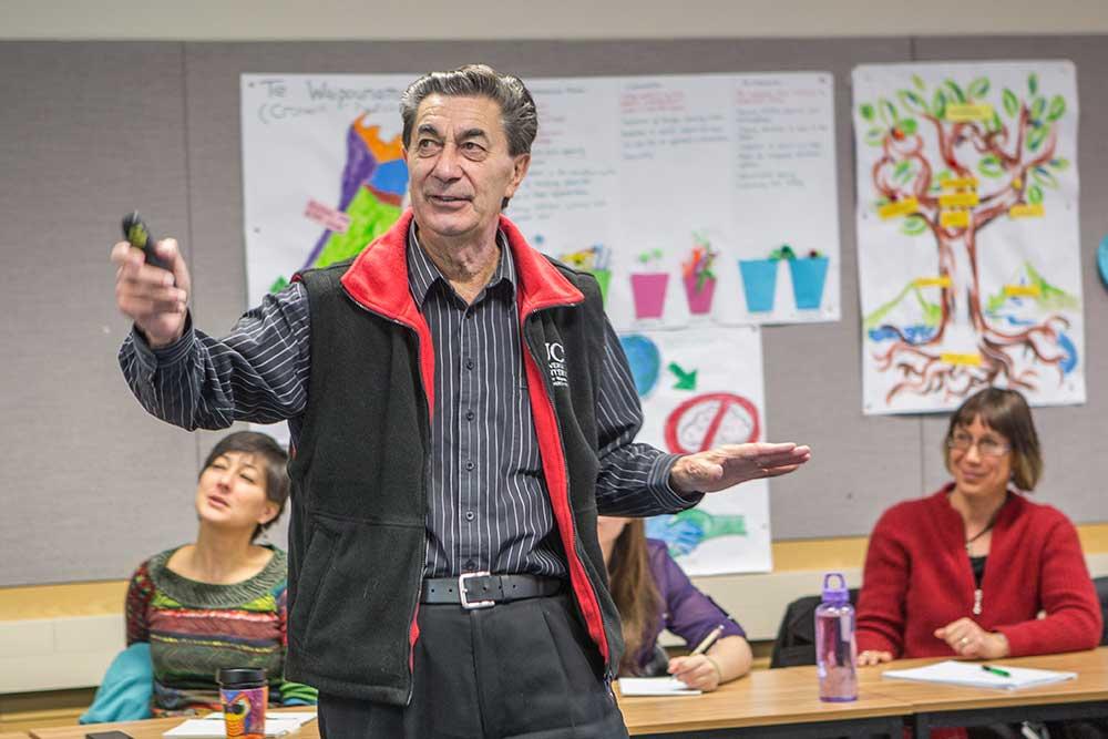 Professor Angus Macfarlane
