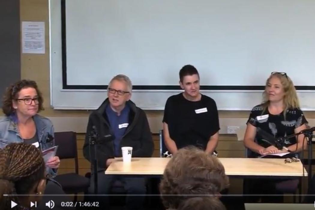 Sexuality Symposium 2018 Panel Discussion