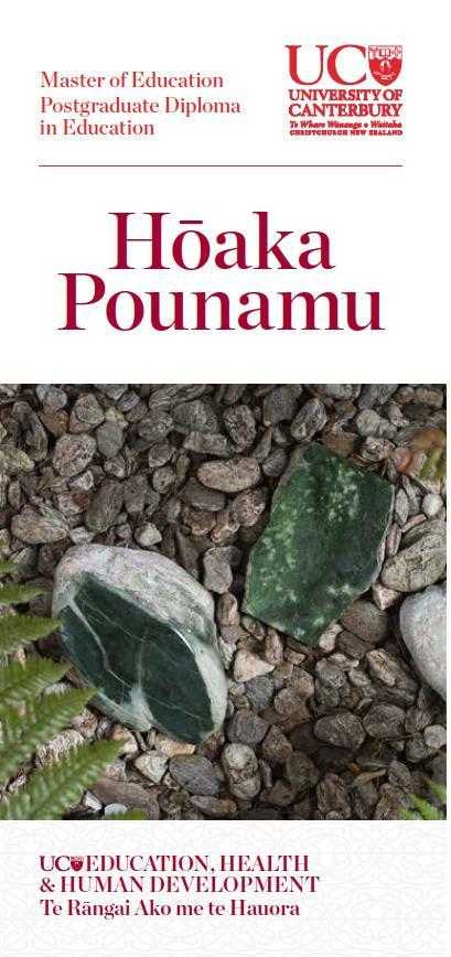 Hoaka Pounamu DLE cover