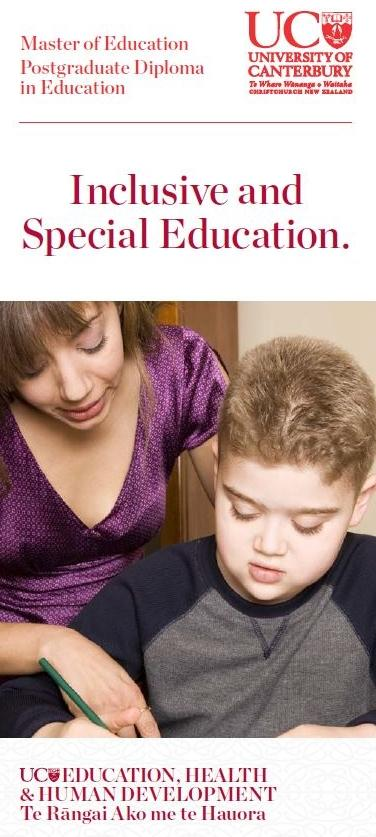 inclusive and special ed cover image