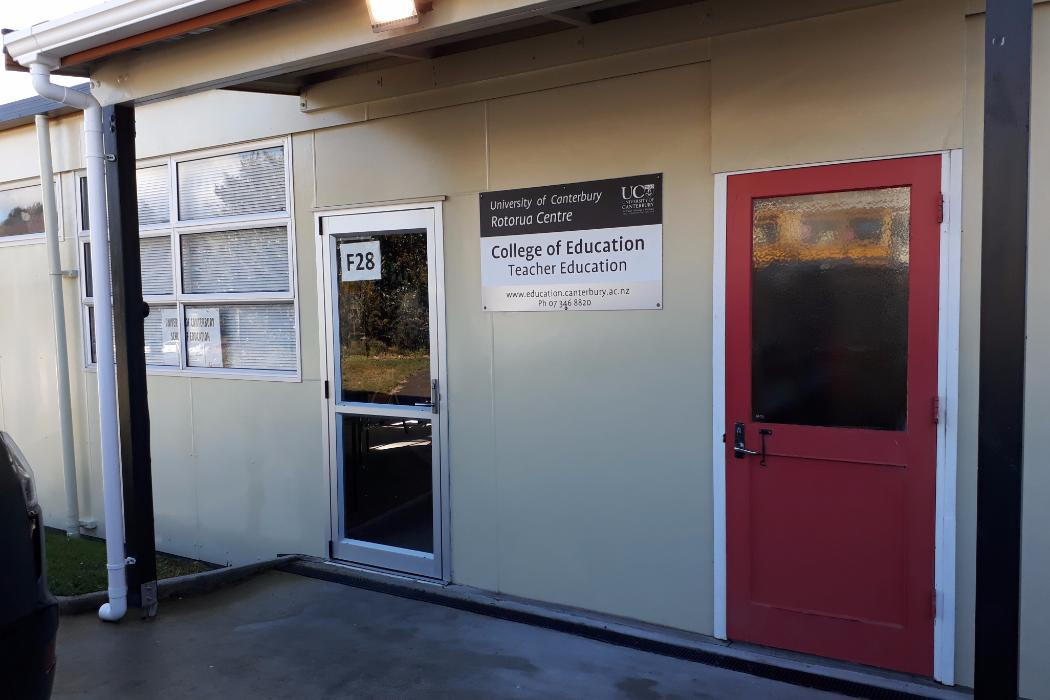 Rotorua Centre College of Education