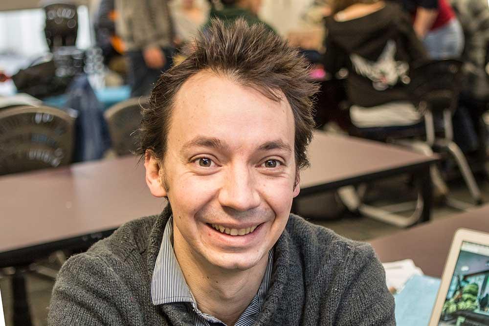 Florian Maisonneuve
